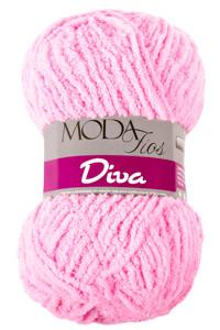Moda Fios Diva - Novelo Referência: 153