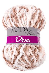 Moda Fios Diva - Novelo Referência: 8311